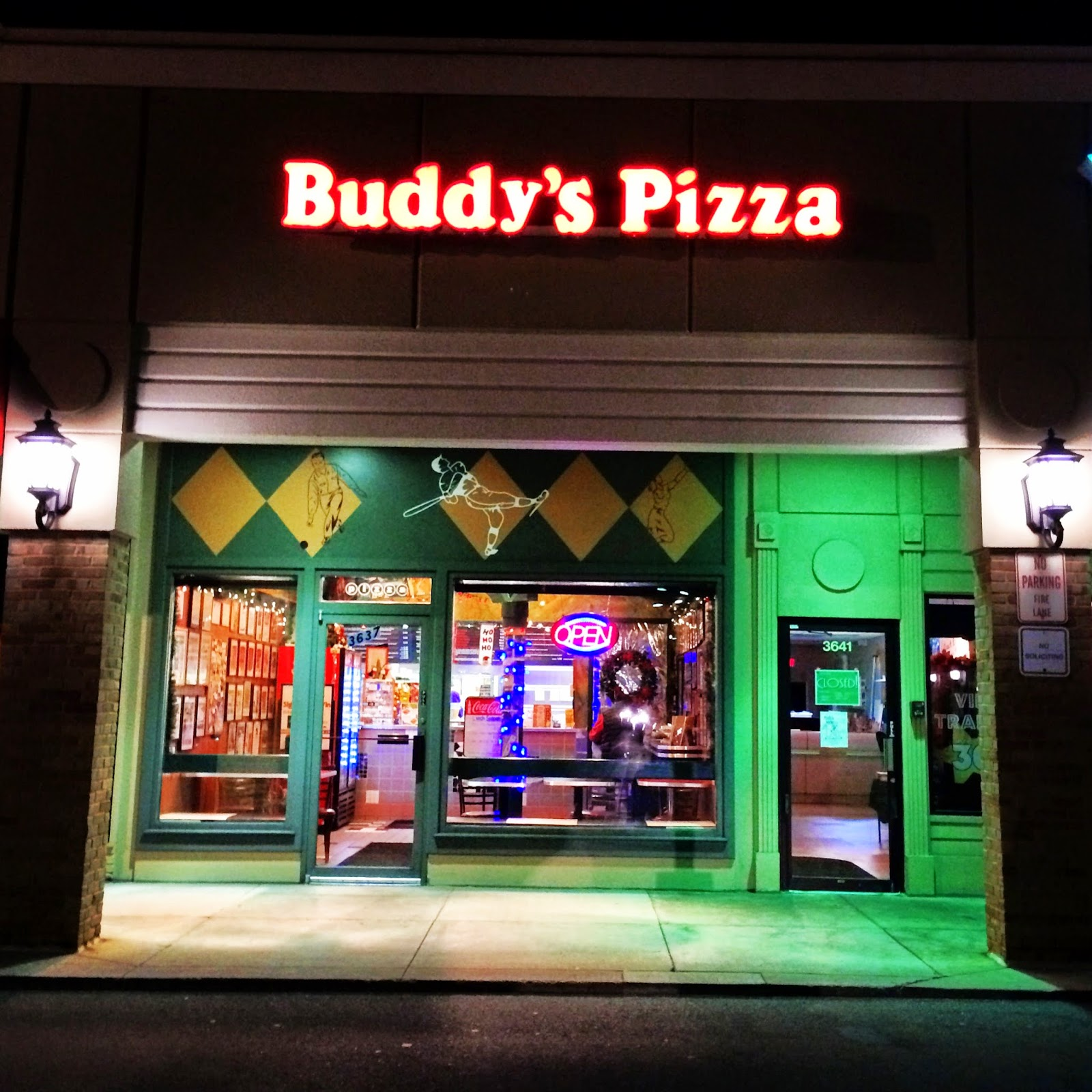 Buddy's Pizza Detroit