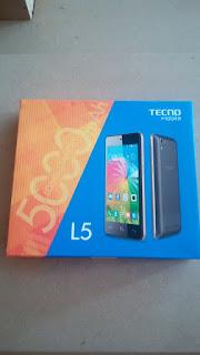 tecno l5 specs and price in nigeria