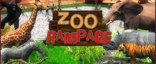 Zoo Rampage PC Full