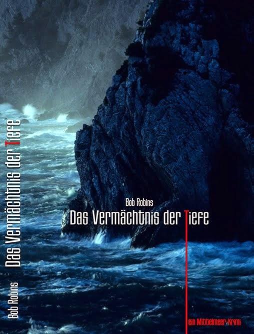 Ein spannender Mittelmeer-Krimi von Robert Hofrichter!