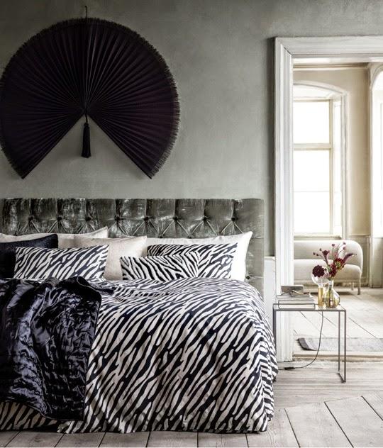 Zebra påslakanset H&M Home | www.var-dags-rum.se