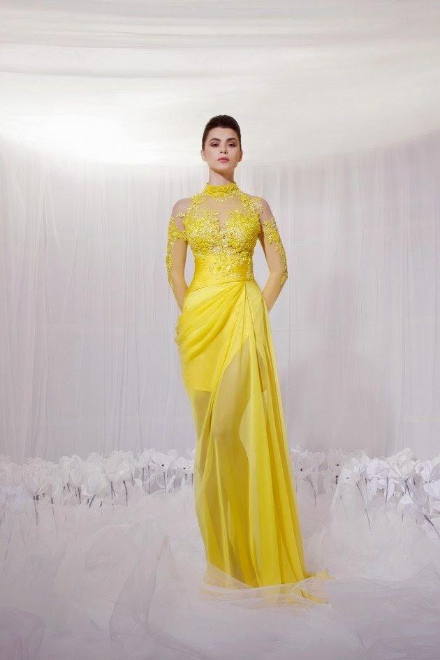 Vestidos de fiesta de alta costura