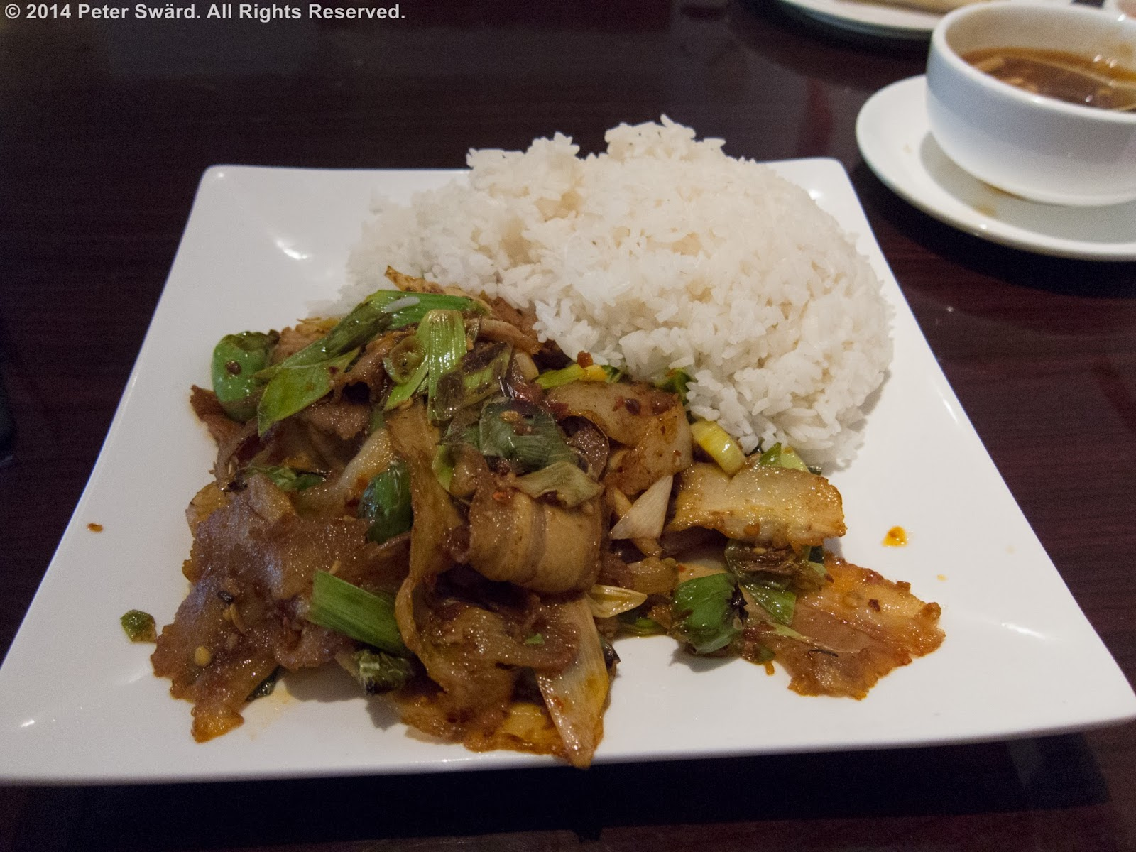 The Daily Lunch: Spicepepper Garden Acton