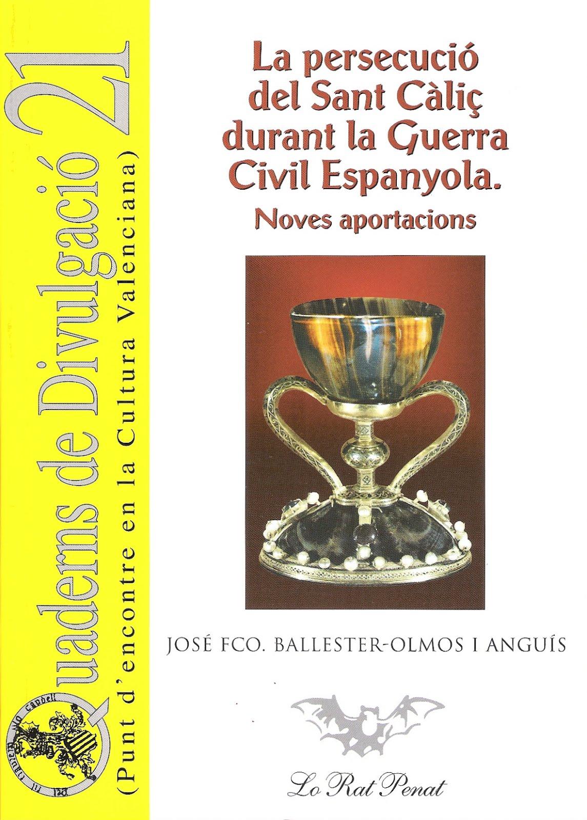 08.06.15 PRESENTACIO DEL LLIBRE DE BALLESTER OLMOS EN LO RAT PENAT