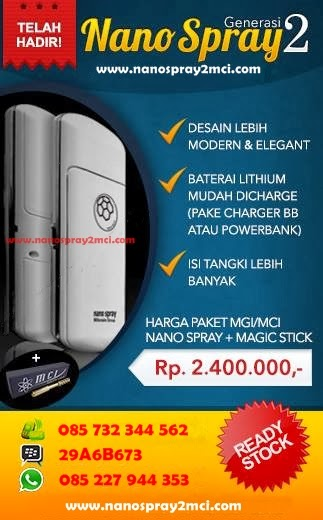 distributor nano spray asli