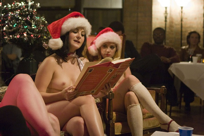 women teachers naked at christmas