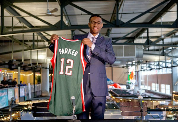 2014-2015 Milwaukee Bucks
