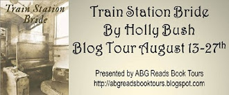 Train Station Bride Blog Tour Host
