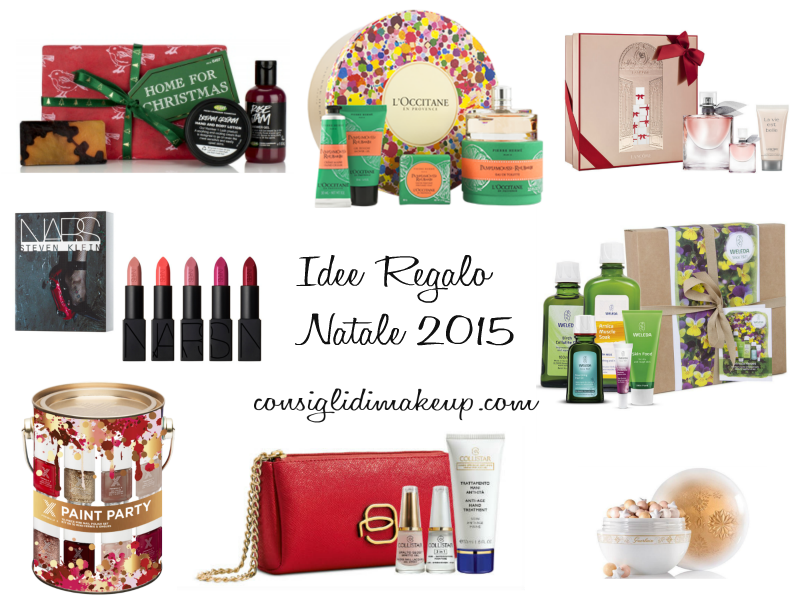 Idee Regalo per Donne - Natale 2015 - Consigli di Makeup Beauty & More