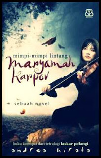 Resensi Novel Maryamah Karpov