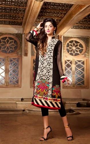 Zainab Chottani  Eid Collection 2014