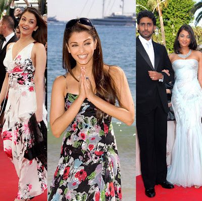 Aishwarya with Abhishek rare photo