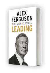 It's All About LEADING As Sir Alex Ferguson Readies To Talk About Leadership