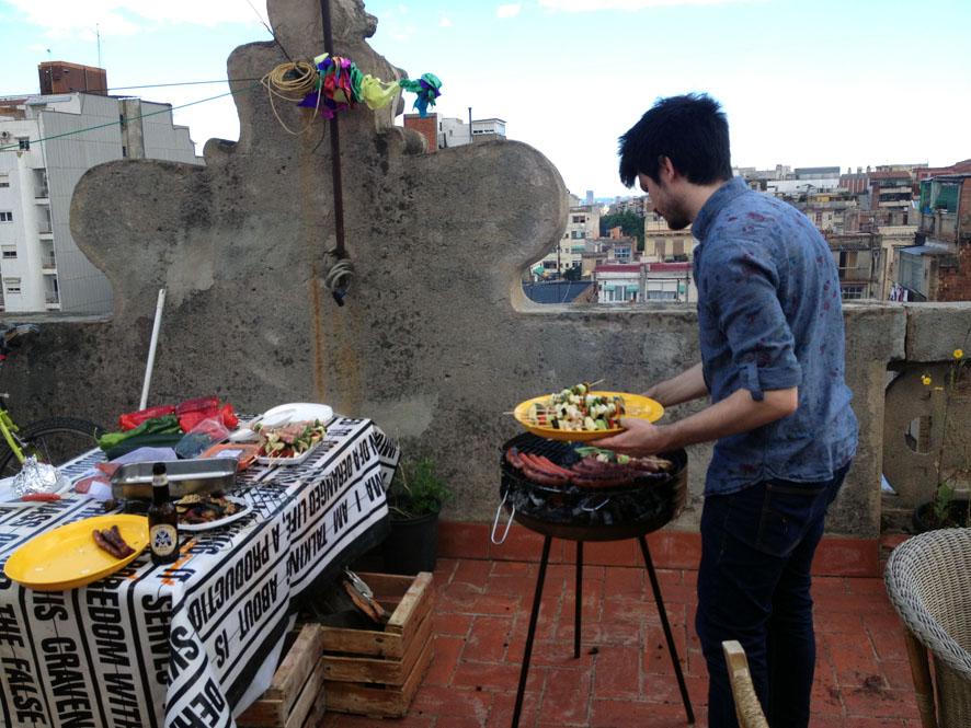 Un d a en la casa de carlitos y patricia 1010 bbq - La casa del barbecue ...