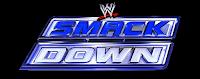 imagen del logotipo del programa de la wwe smackdown