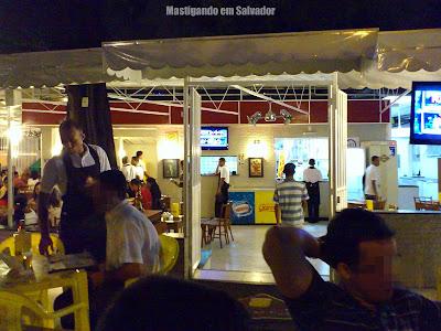 Conversa Fiada Bar e Restaurante: Ambiente