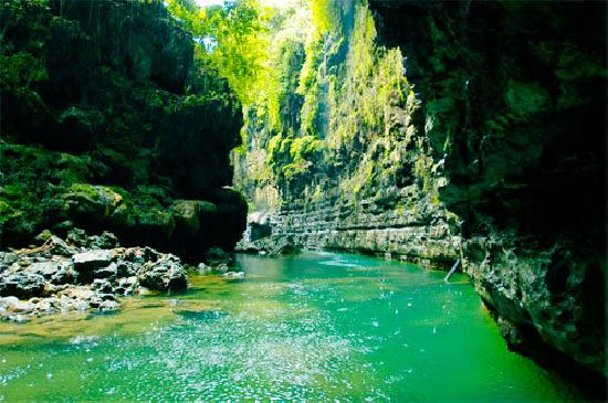 Green Canyon Pangandaran the Most Beautiful Places in Western Java