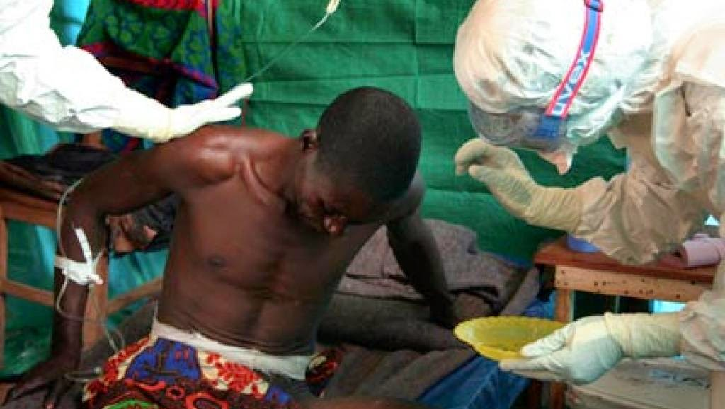 Ebola Virus Victims Victim of ebola virus