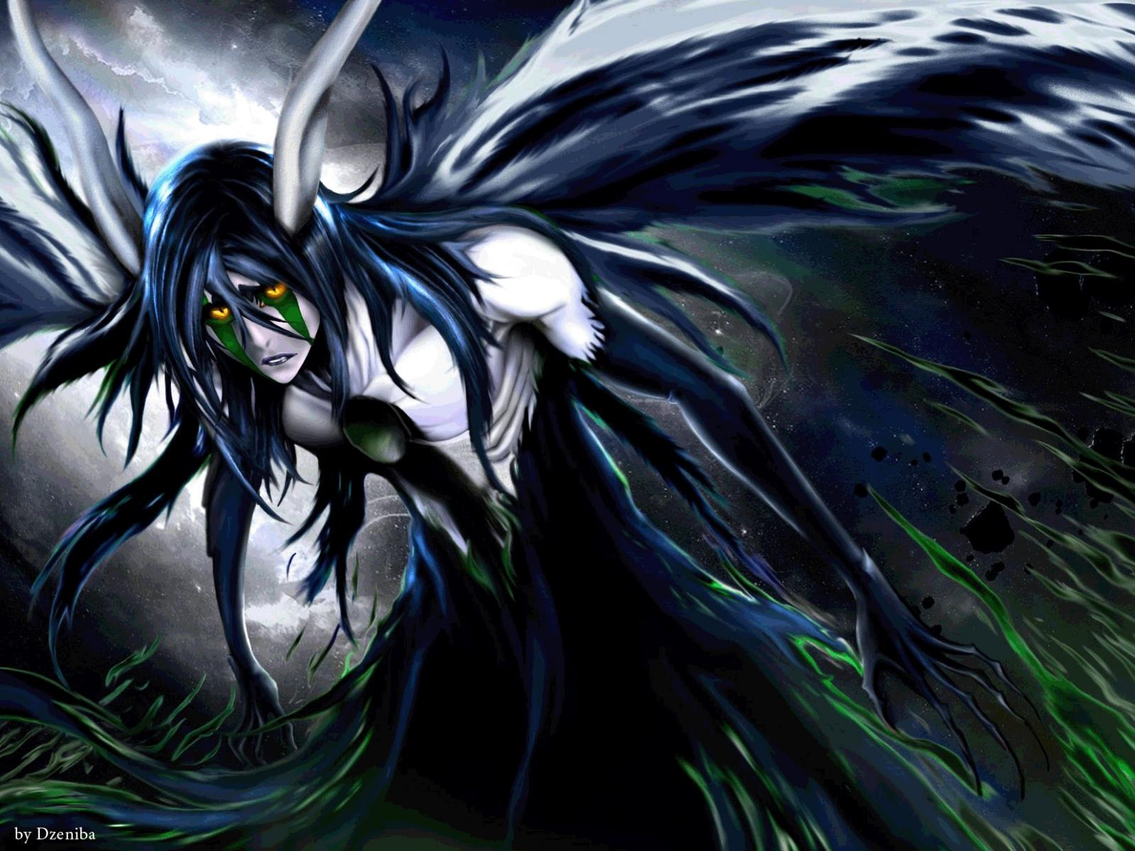 ulquiorra cifer 9 fan arts and wallpapers your daily