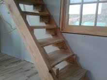 Tiny House: Stairs