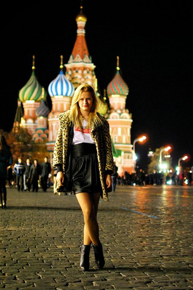 модные тенденции осени 2013, блоггер Ирина Павлова