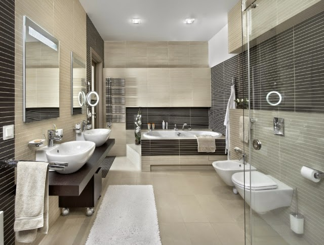 Setting bathroom without window - 25 living ideas for bathrooms ...