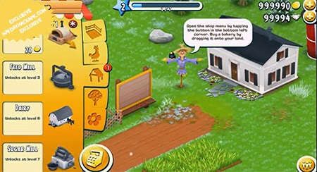 Game Hay Day APK Versi Mod Money dan Diamond