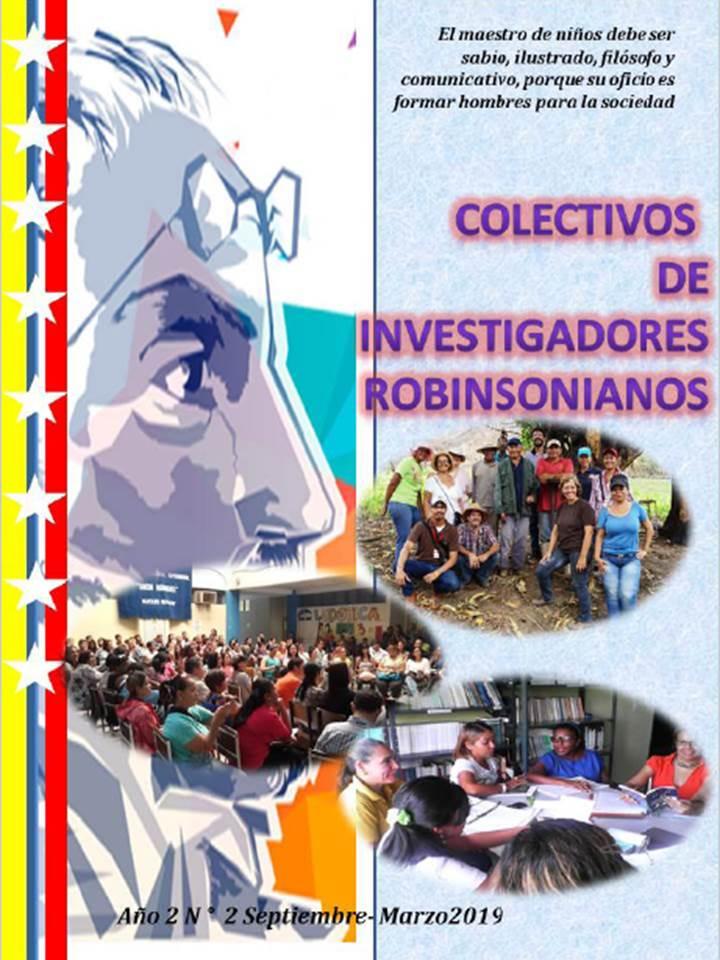 Revista Educativa Colectivo de Investigadores Robinsonianos Volumen 2
