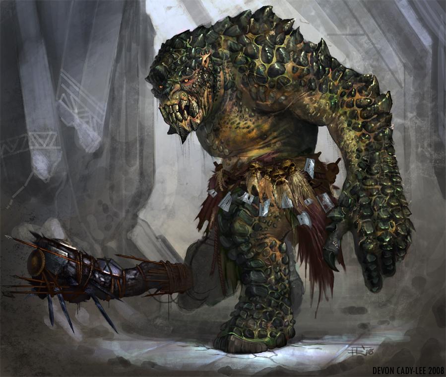 sentido mitologico: troll