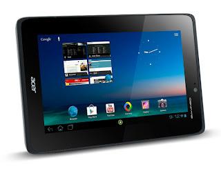 Daftar Harga Tablet Acer Terbaru Bulan Juli 2013