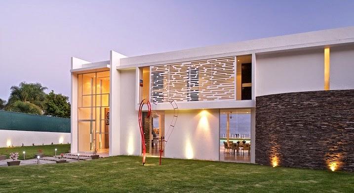 Baño Vestidor Arquitectura:Casa contemporánea SJC / Agraz Arquitectos, San Juan Cosalá, México
