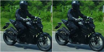 Sulit Untuk Katakan Yamaha MT-15 Adalah Pengganti Vixion