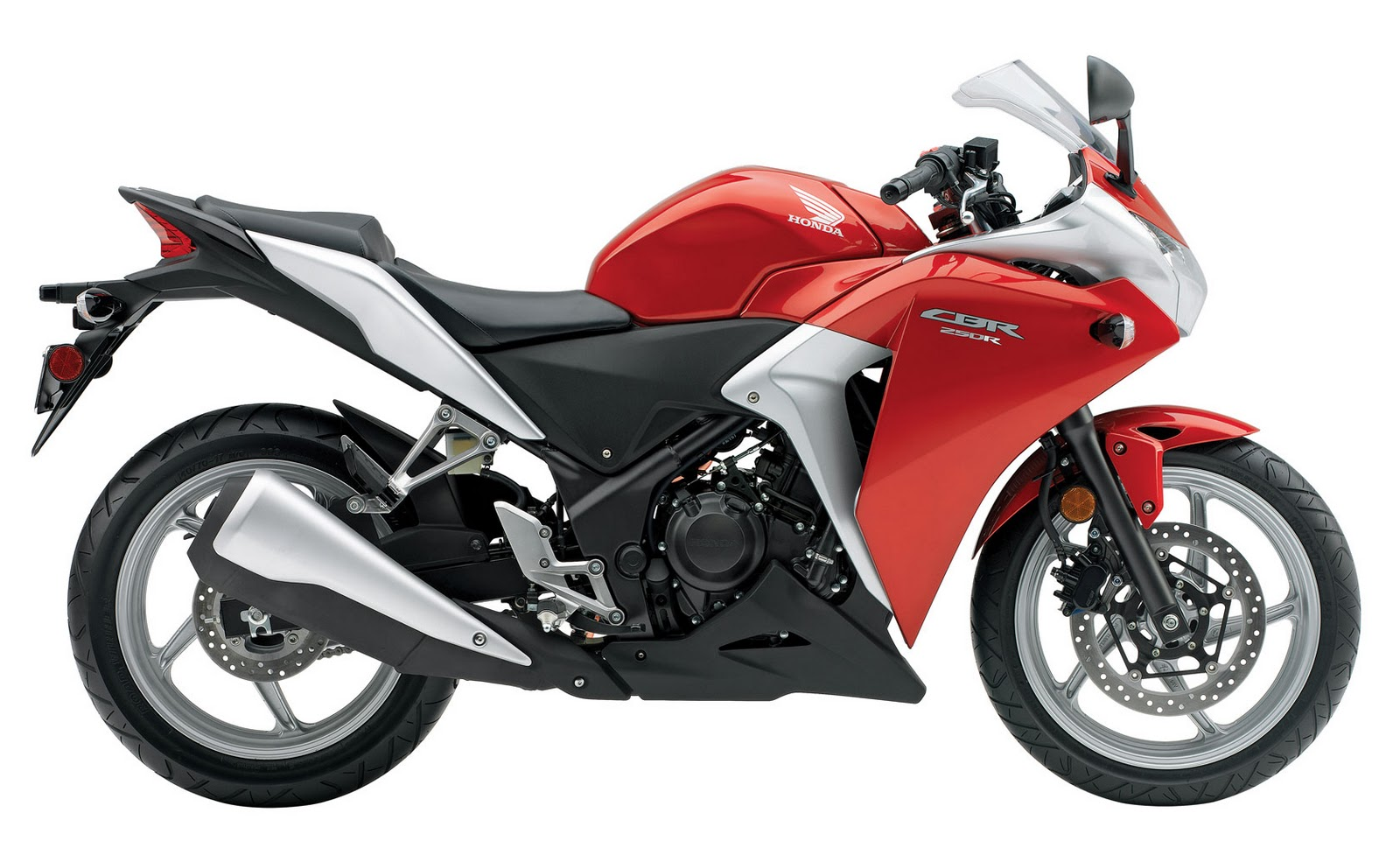 Honda Motorcycle Pictures Honda Cbr 250 R 2011
