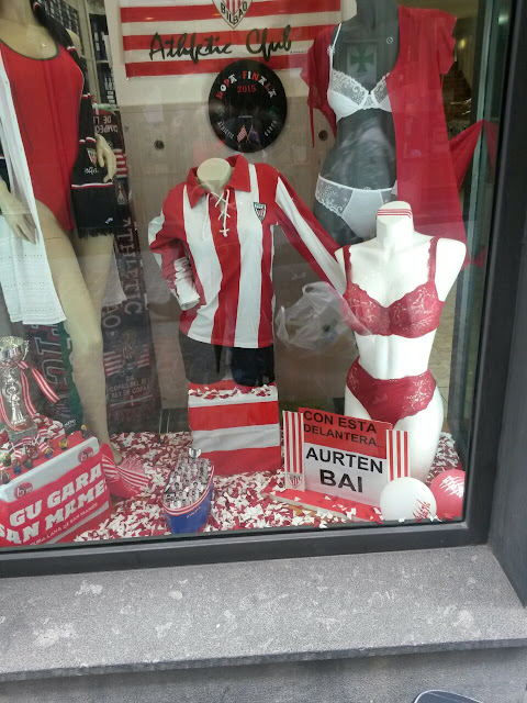 Paisaje humano, Athletic, Copa, Bilbao