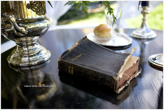 Wedding Bible Photo