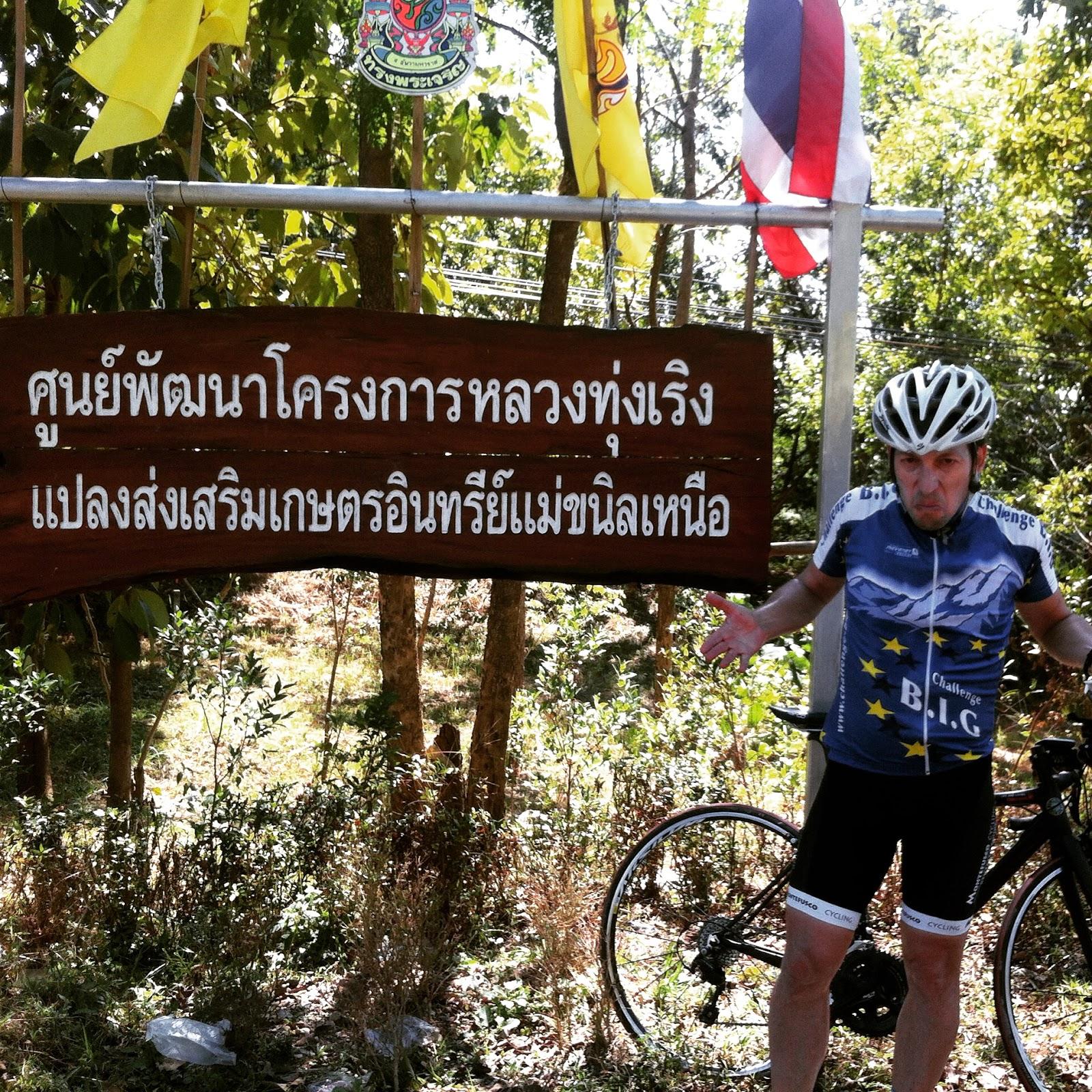 Ciclismo en Tailandia