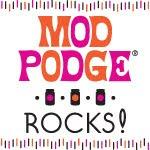Mod Podge Does Rock!