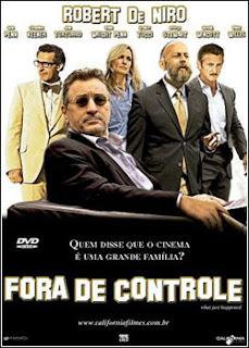 Download - Fora de Controle - DVDRip - AVI - Dual Áudio