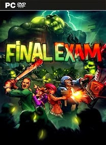 Final Exam-Skidrow Terbaru 2015 For Pc cover