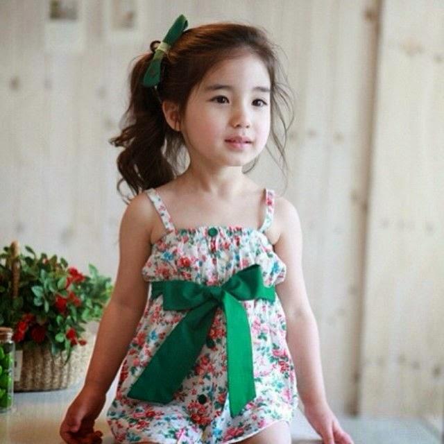 Gambar Aleyna Yilmaz anak kecil paling cantik