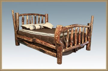 Rustic Bedroom Furniture By Montana Woodworks To Charm Your New Home