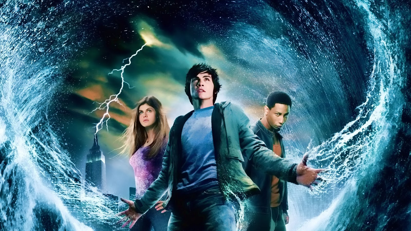 Shakaama live movie review percy jackson and the olympians the percy jackson movie review izmirmasajfo