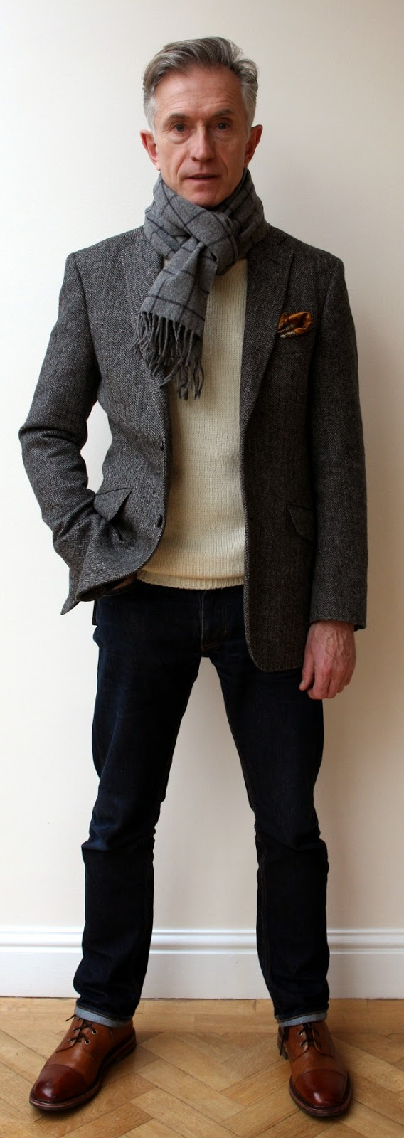 Grey Fox: One jacket - five styles. Making full use of your ...