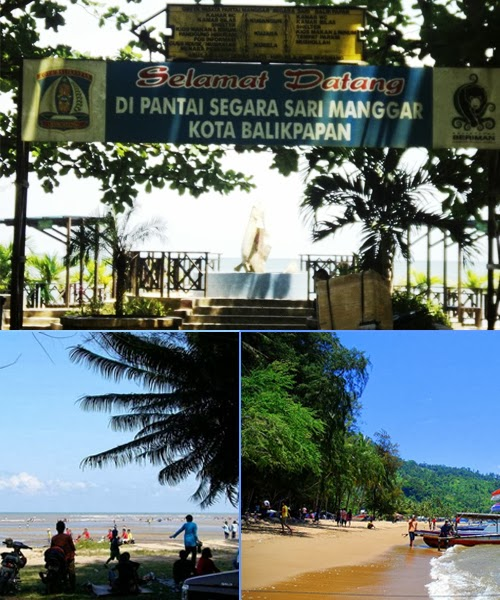 Pantai Manggar Segarasari Balikpapan