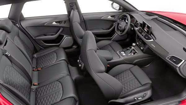 2015 Audi RS6 Avant Exterior And Interior Design