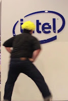 Picture of loving Intel!