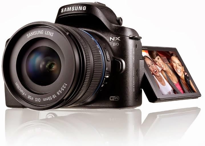 Cámara Digital Samsung Nx30