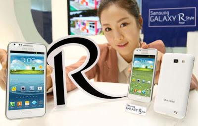 Samsung anuncia Galaxy Estilo R na Coreia do Sul