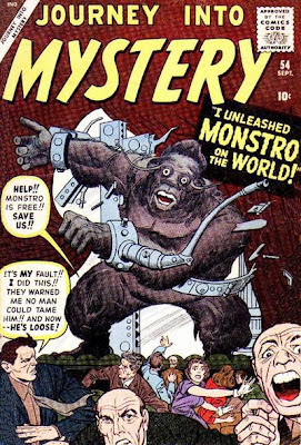 Journey into Mystery, Monstro