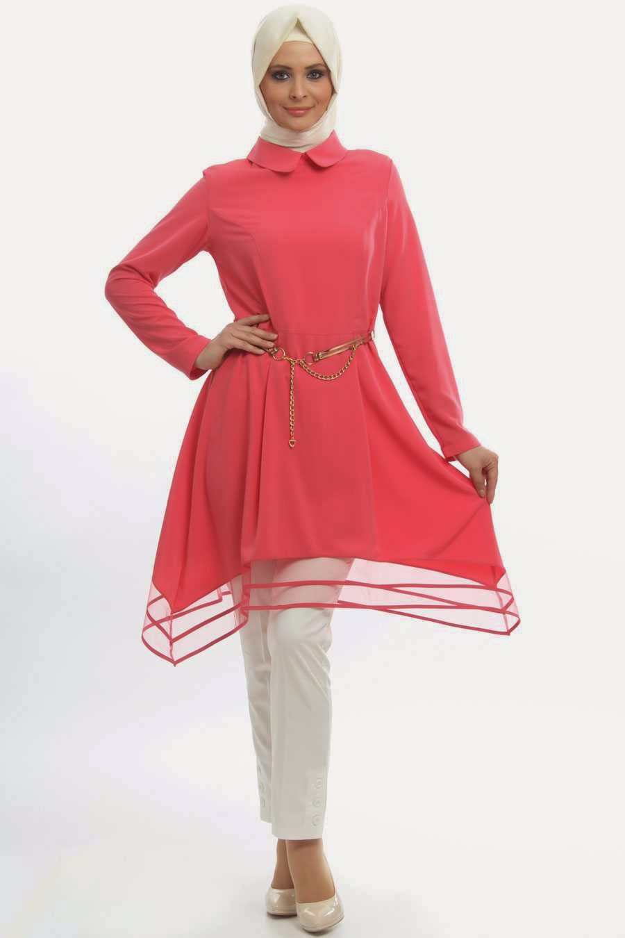 Tuniqe-hijab-chic-style